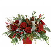 Winter Blooms Bouquet