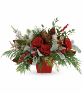 Winter Blooms Centerpiece HWR146A