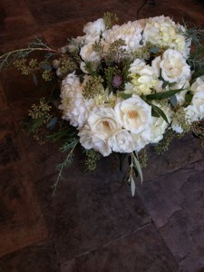 Winter Blooms Handtied Bouquet