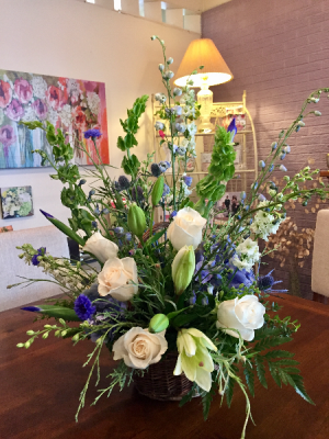 Winter Blues Farmhouse Collection in Greeley, CO | ERICKSON'S FLOWERS