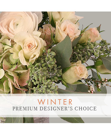 Winter Bouquet Premium Designer's Choice