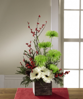 Winter Elegance Bouquet Christman