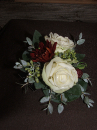 Winter Elegance Wedding Flowers
