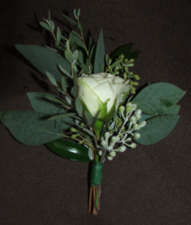 Winter Elegance Wedding Flowers