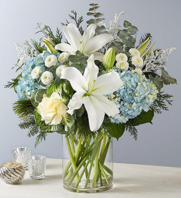 Winter Enchantment Bouquet holiday