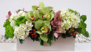 Winter Extraordinaire   in Oakville, ON | ANN'S FLOWER BOUTIQUE-Wedding & Event Florist
