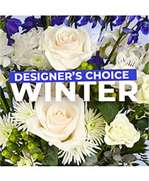 Winter Florals Designer's Choice