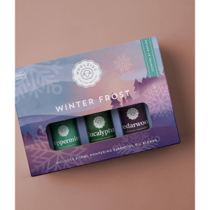 Winter Frost Essential Oil Gift Set  in Easton, CT | Felicia's Fleurs