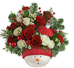 winter fun christmas in Paradise, NL | PARADISE FLOWERS & GIFTS