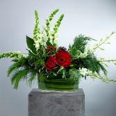 Winter Gardens Centerpiece Centerpiece