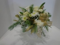 Winter Glow Arrangement Signature Design