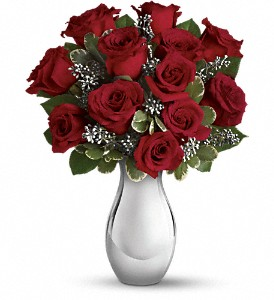 Winter Grace - 408 Vase arrangement