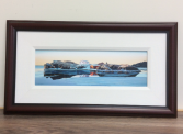 Champney's West Reflect Ed Roche Framed Prints