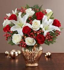 Winter Lux vase design