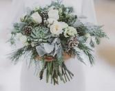 Winter mix Bridal Bouquet Bridal Bouquet