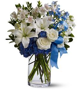 Winter Oasis - 281 Vase arrangement