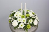 Winter Phenomenon Floral Centerpiece