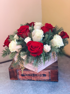Winter Roses  in Pawling, NY   PARRINO'S FLORIST
