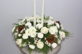 Winter Sensations Floral Centerpiece
