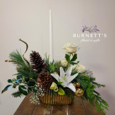 Winter Snowflakes Arrangement