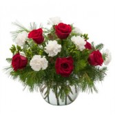 Winter Tidings Arrangement