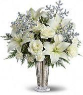 Winter Vase Arrangement.