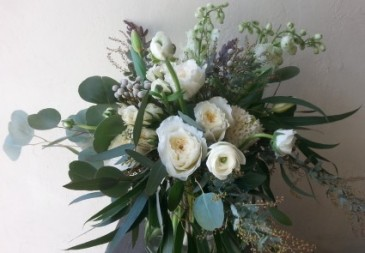 Winter Wonder Vase Arrangement