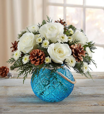 Winter Warmth™ Vase Arrangement
