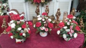 Winter Whimsies Christmas Arrangement in Berwick, LA   TOWN & COUNTRY FLORIST & GIFTS, INC.