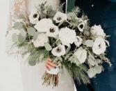 Winter Whites Bouquet