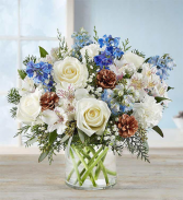 Winter Wishes Bouquet 167114