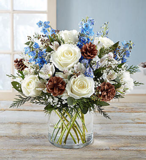 Winter Wishes Bouquet™  in Clarksville, TN | FLOWERS BY TARA AND JEWELRY WORLD