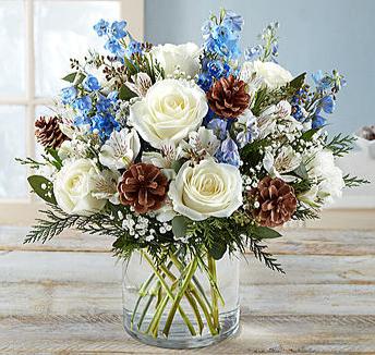Winter Wishes Bouquet™ Arrangement