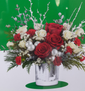 Winter Wishes Table Centerpiece