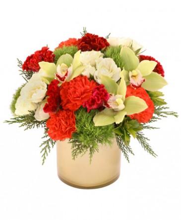 Winter Wonderment  Bouquet