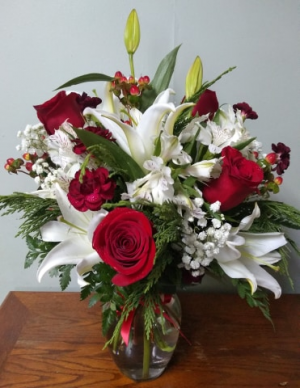 Winter Wonders  in Phenix City, AL | BUDS & BLOOMS FLORIST