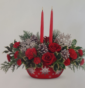 Winter Wonders Table Centerpiece