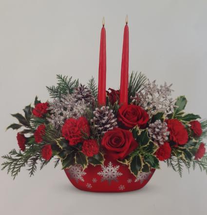 Winter Wonders Table Centerpiece