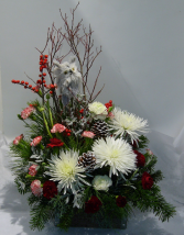 WINTER WOODLAND Seasonal Arrangement