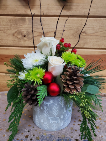 Winter Woods Arrangement