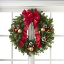 Winter Wreath Christmas