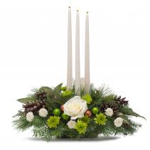 Winters Day Centerpiece