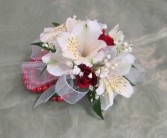 Winters Dream Corsage