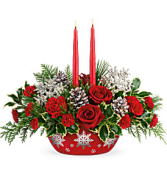 Winter's Eve - 201 Christmas arrangement
