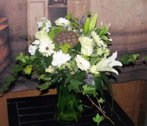winters WonderLand Traditonal  in Stevensville, MT | WildWind Floral Design Studio