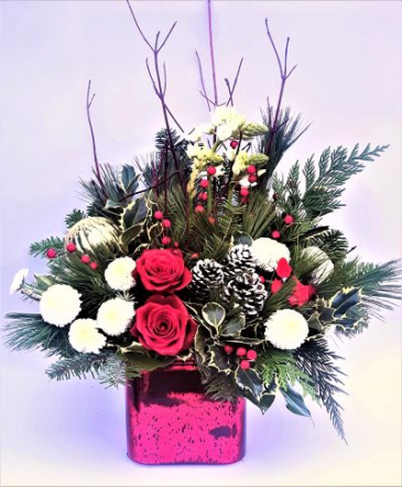 Wintertide Christmas arrangement