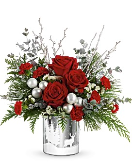 Wintry Wishes Bouquet Bouquet