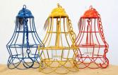 Wire Tea Light Lantern Lantern