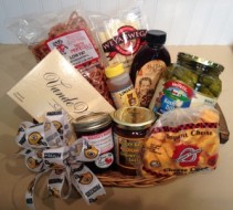 Wisconsin  Gift Basket