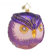 Wise One Christopher Radko Ornament